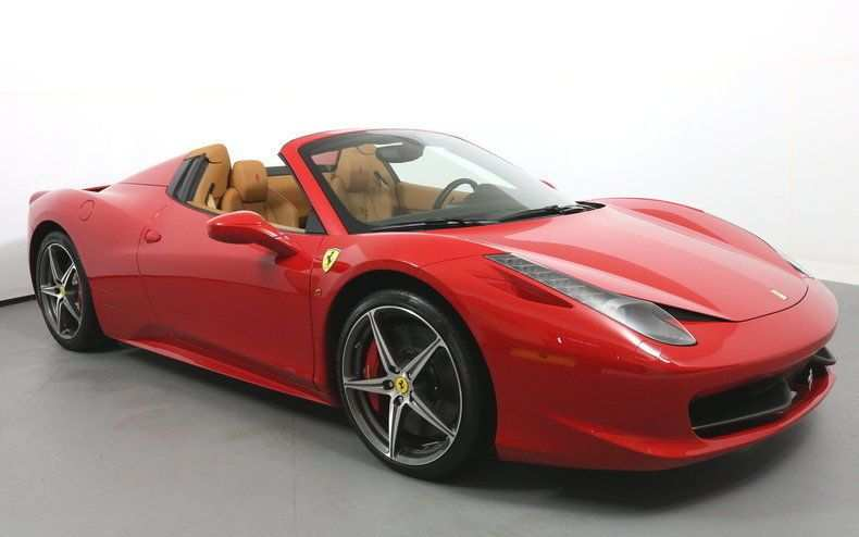 38 The 2019 Ferrari 458 Spider Performance And New Engine