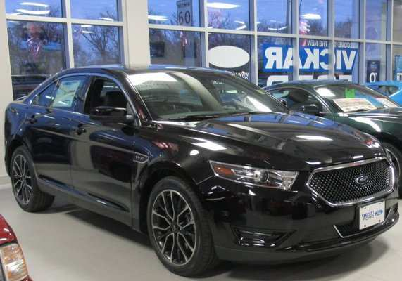 38 The 2019 Ford Taurus Sho Price And Release Date