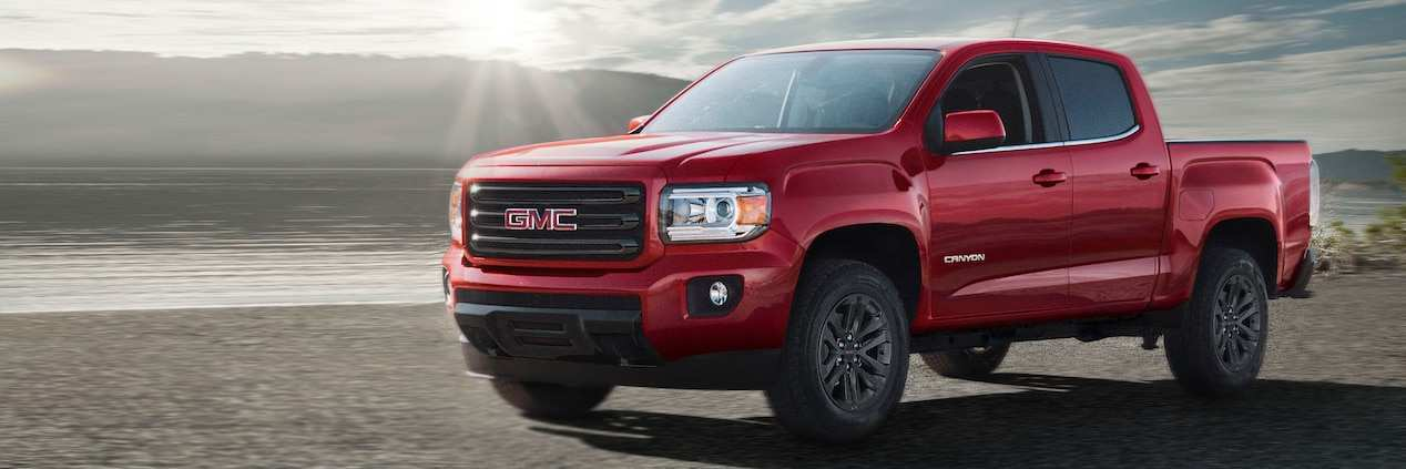 38 The 2019 GMC Canyon Images