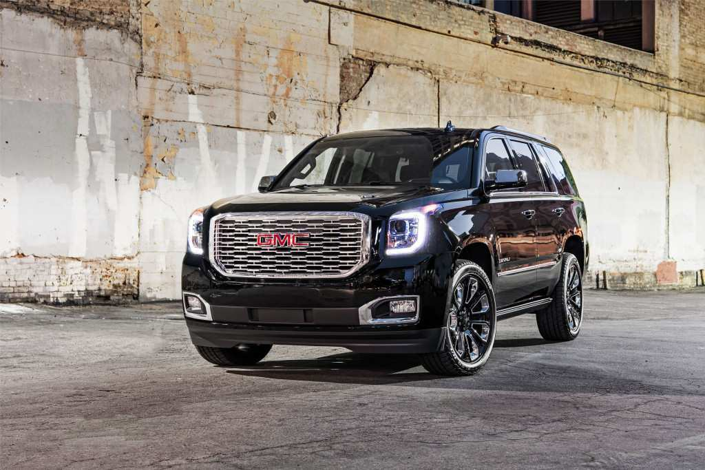 38 The 2019 GMC Yukon Denali Release Date And Concept