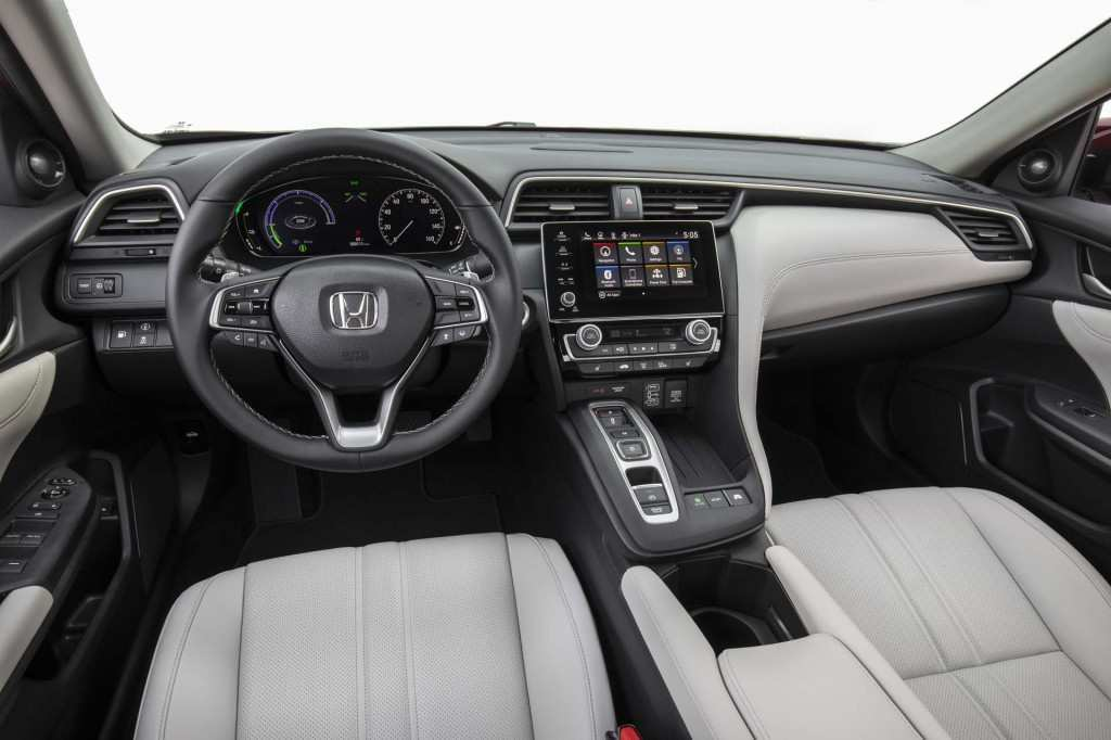 38 The 2019 Honda Insight Performance And New Engine