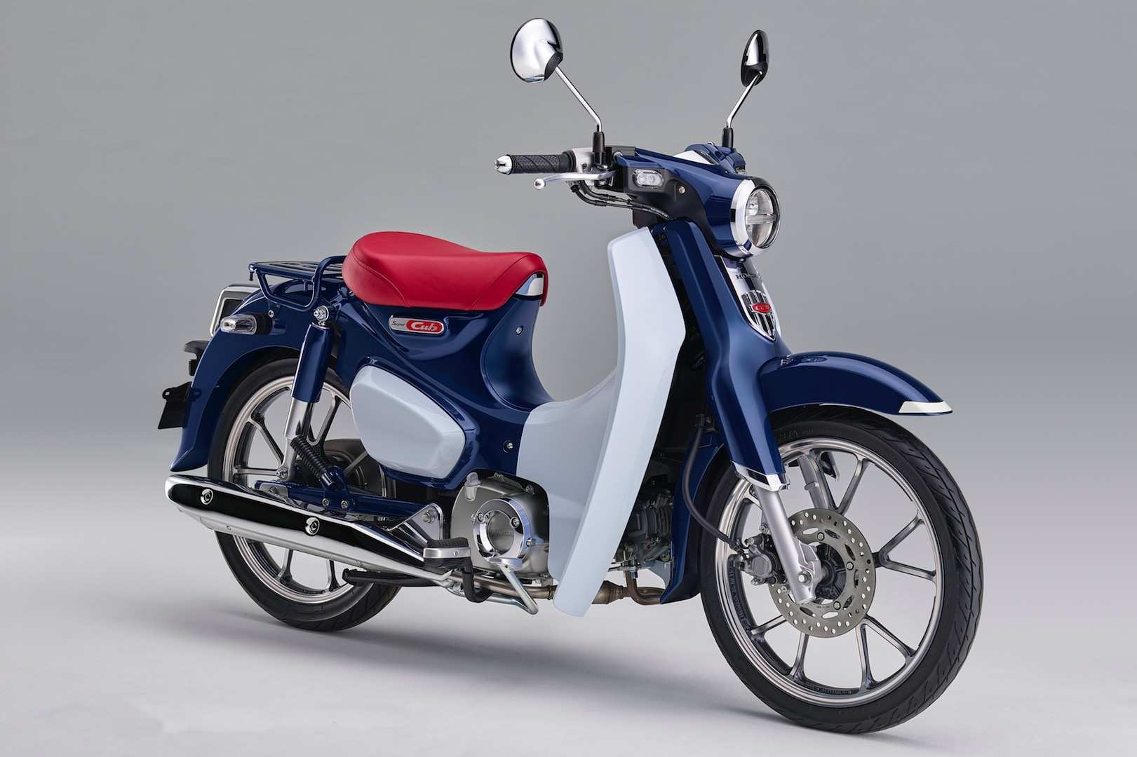 38 The 2019 Honda Super Cub Top Speed History