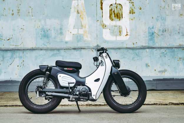 38 The 2019 Honda Super Cub Top Speed Price