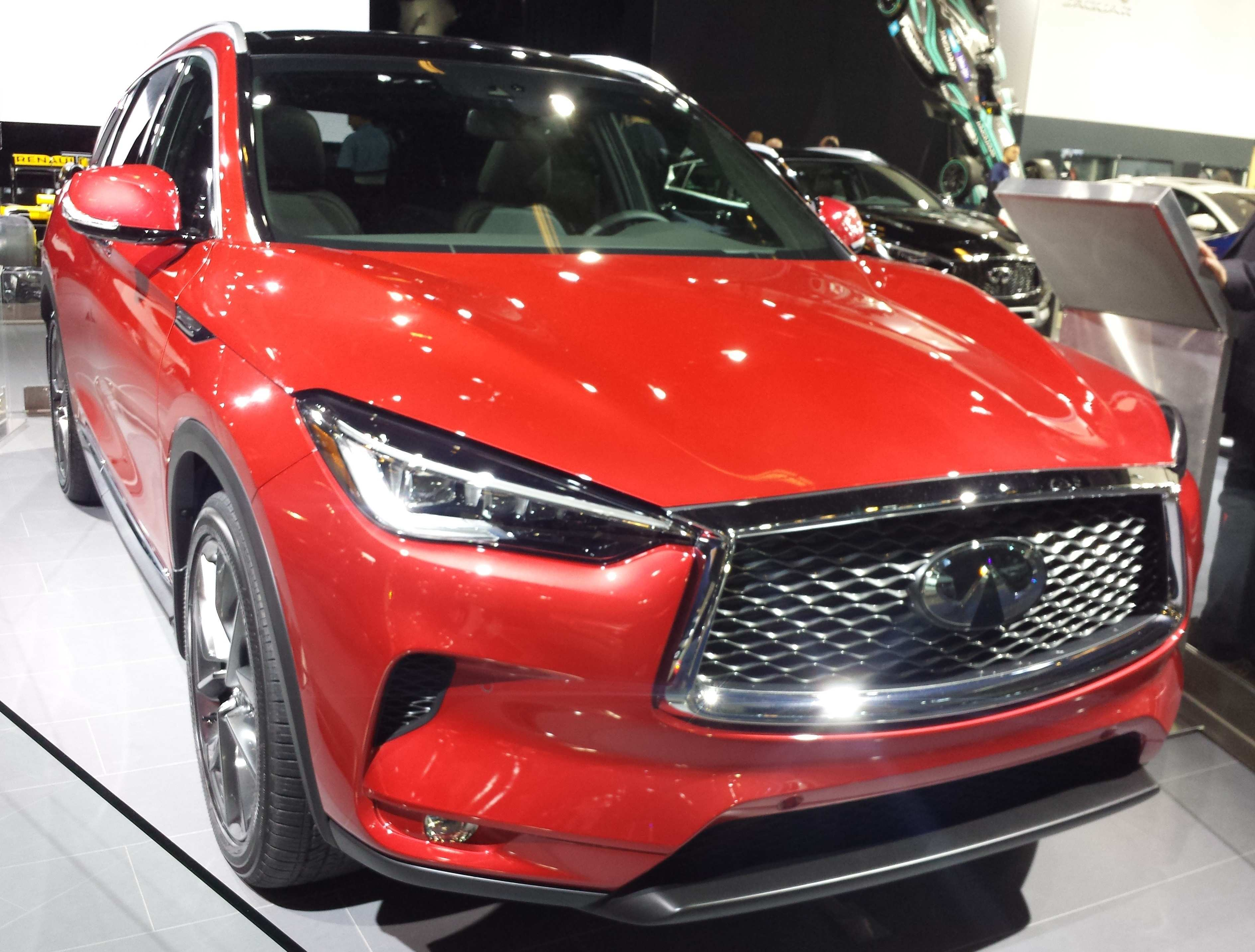 38 The 2019 Infiniti Qx50 Wiki Review