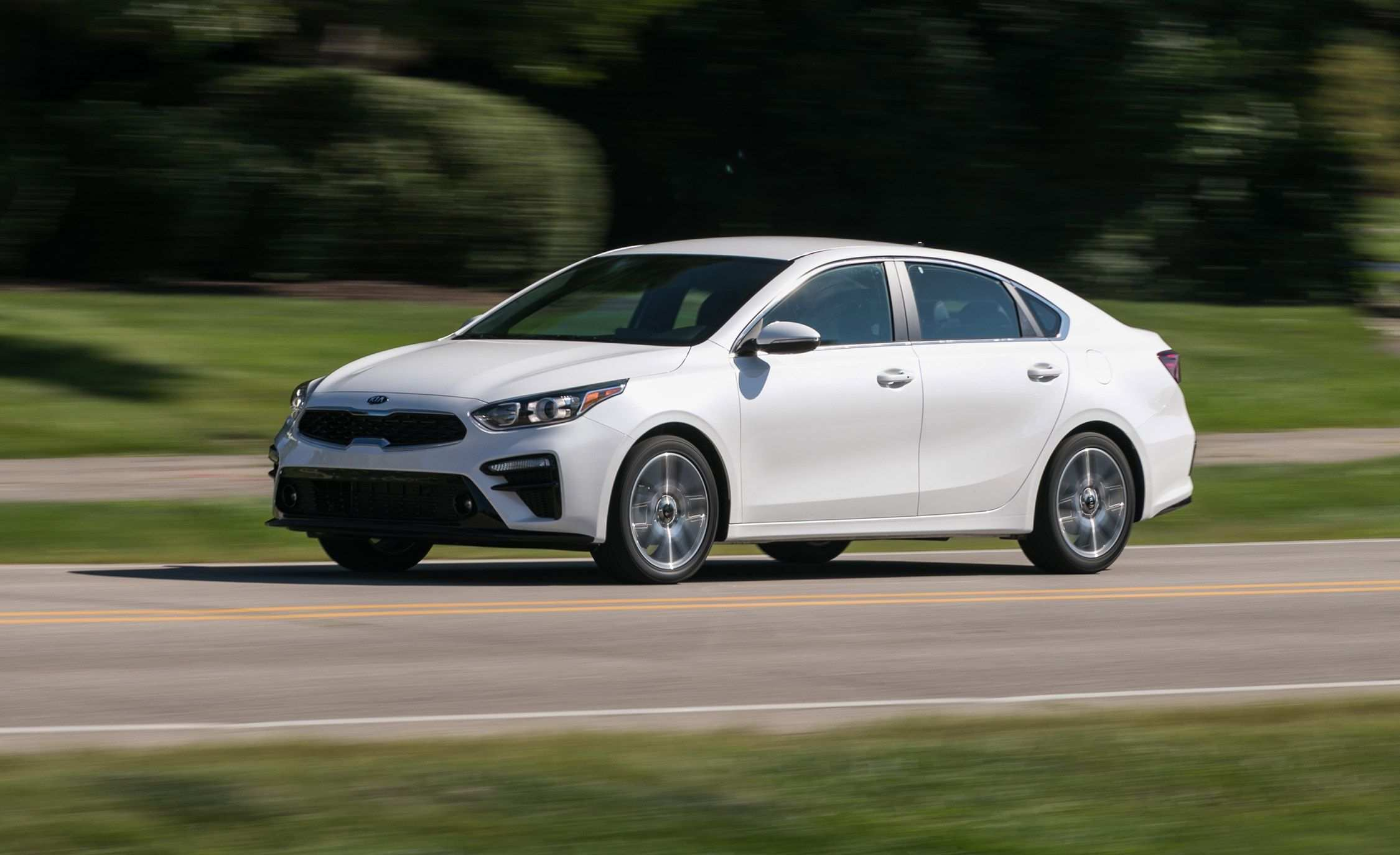 38 The 2019 Kia Forte Horsepower Wallpaper
