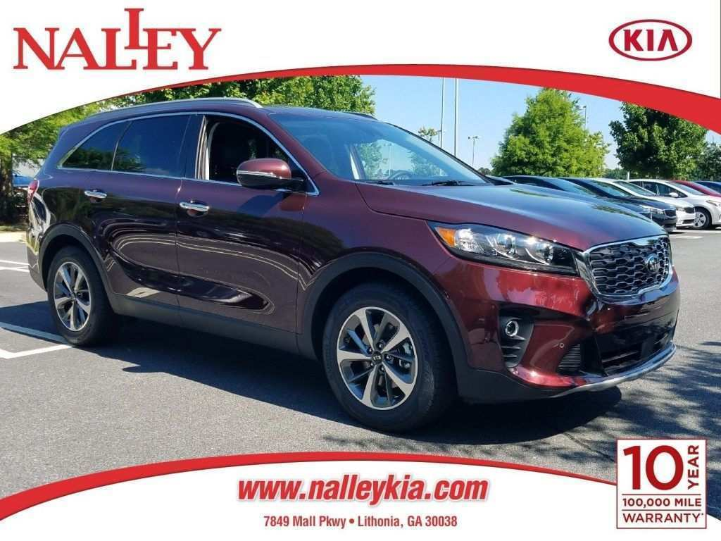 38 The 2019 Kia Sorento Owners Manual Exterior