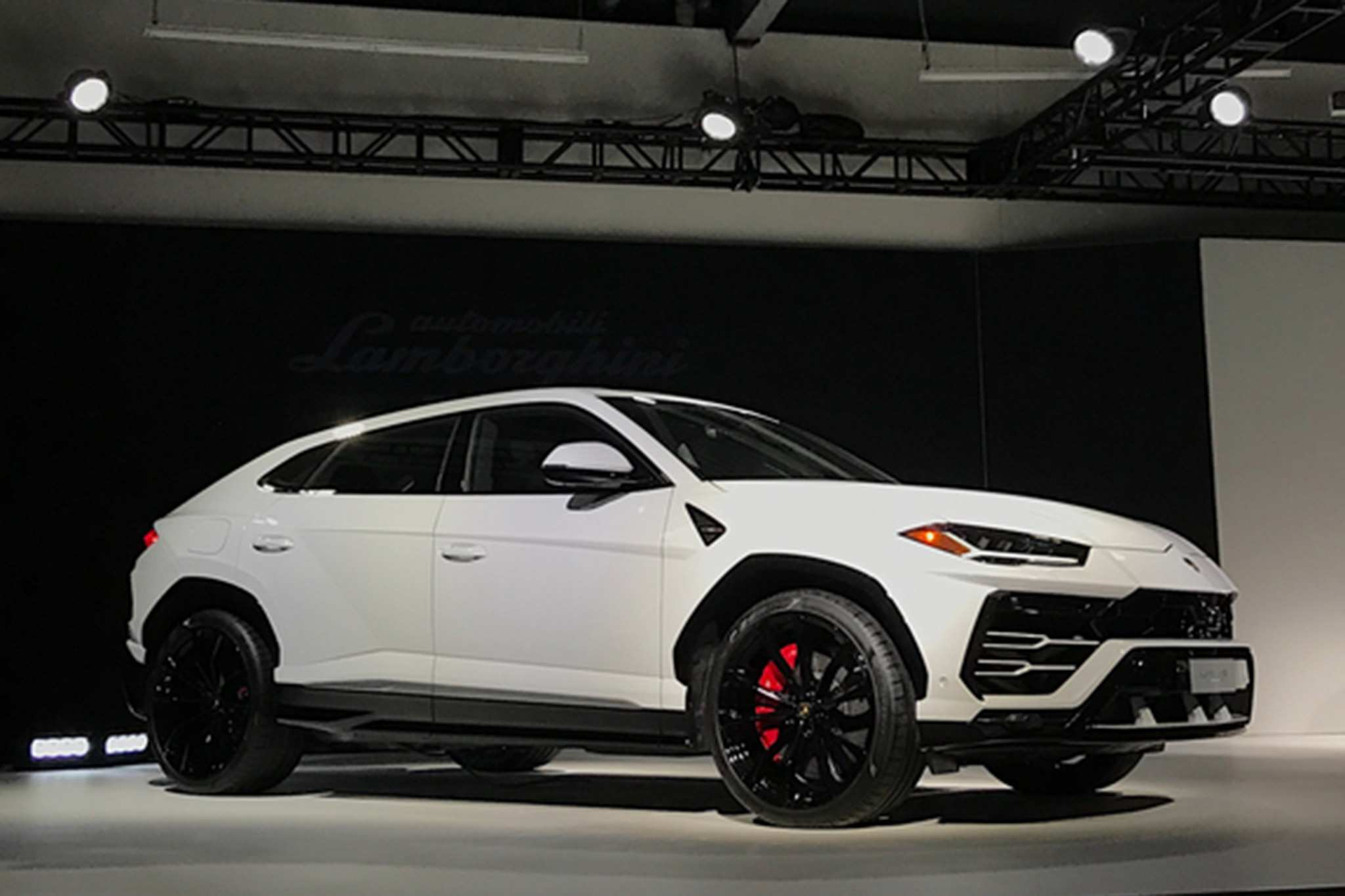 38 The 2019 Lamborghini Urus Configurations