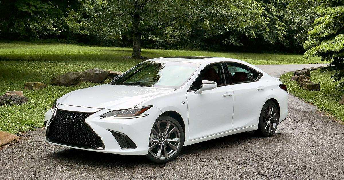38 The 2019 Lexus Es 350 F Sport Engine