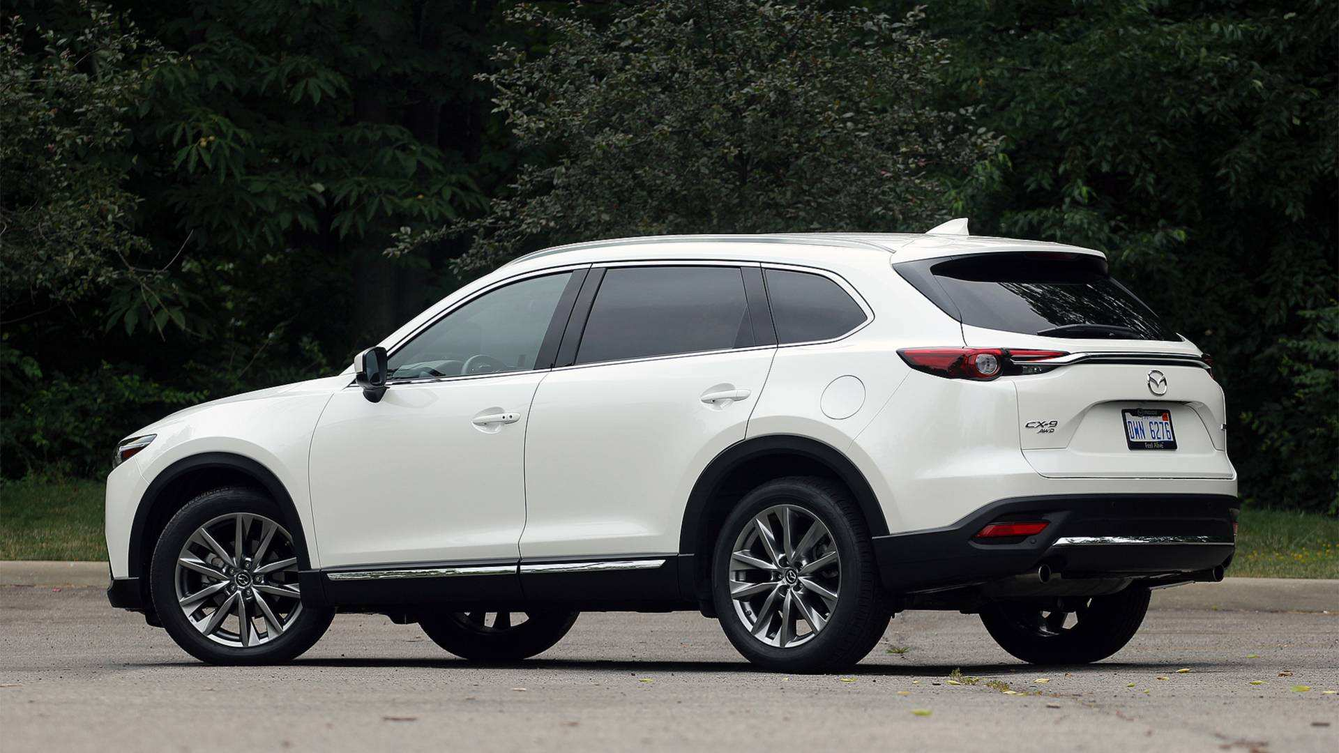 38 The 2019 Mazda Cx 9 Performance