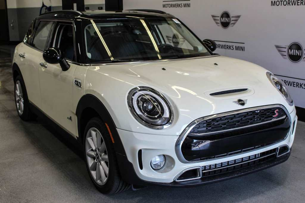38 The 2019 Mini Cooper Clubman Overview