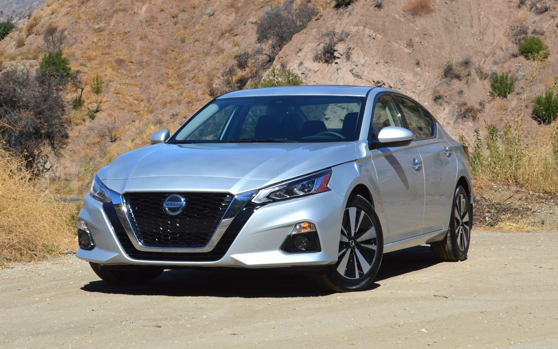 38 The 2019 Nissan Altima History