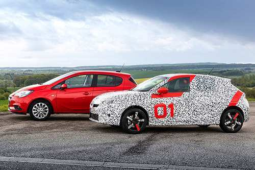 38 The 2019 Opel Corsa Engine