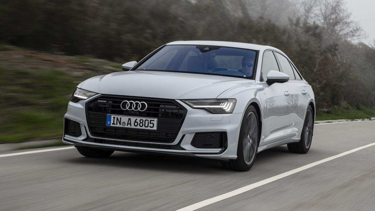 38 The 2019 The Audi A6 Images