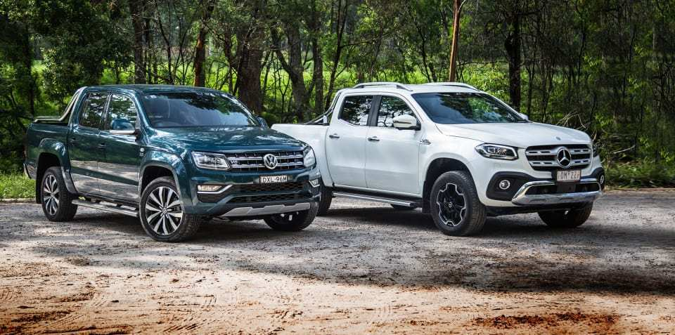 38 The 2019 VW Amarok Reviews