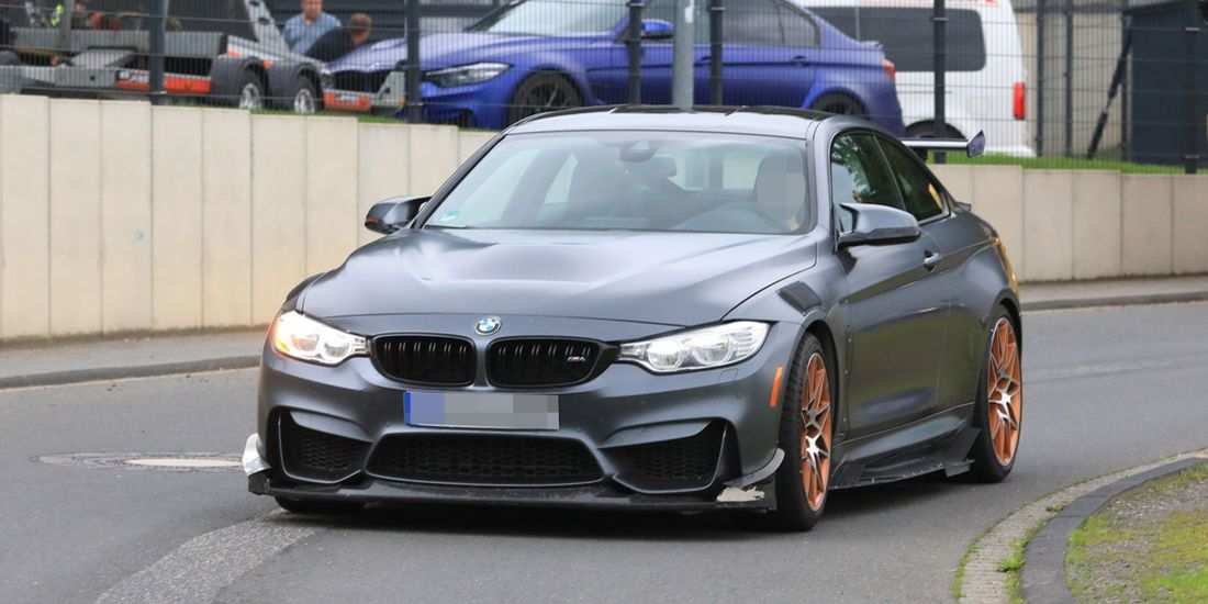 38 The 2020 BMW M4 Gts Pictures