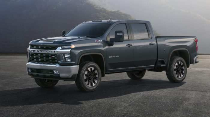 38 The 2020 Chevy Suburban 2500 Z71 Spesification