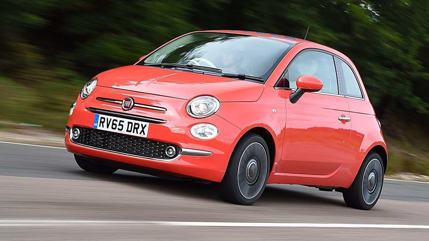 38 The 2020 Fiat 500 Abarth Spesification