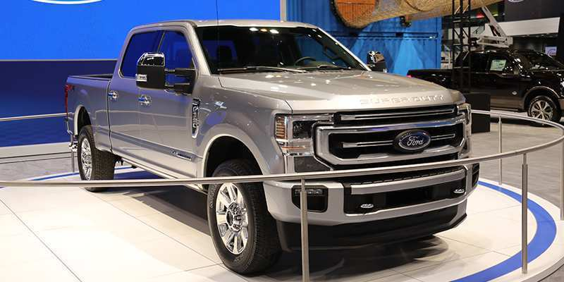 38 The 2020 Ford Super Duty Model