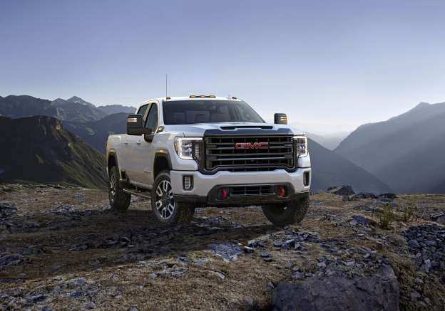 38 The 2020 GMC 2500 Unveil Configurations