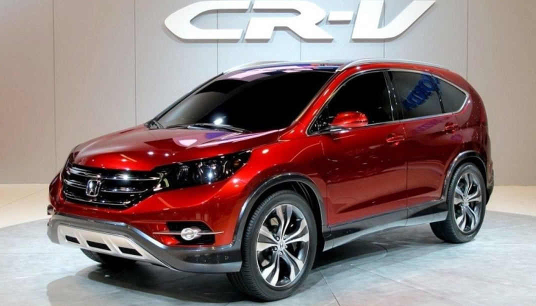 38 The 2020 Honda CR V Exterior And Interior