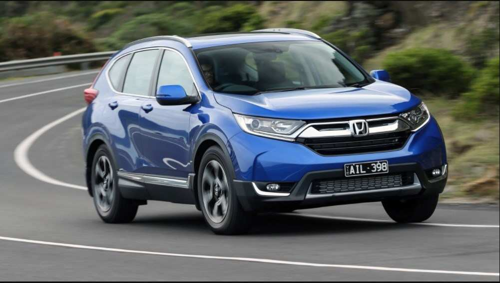 38 The 2020 Honda HR V Release