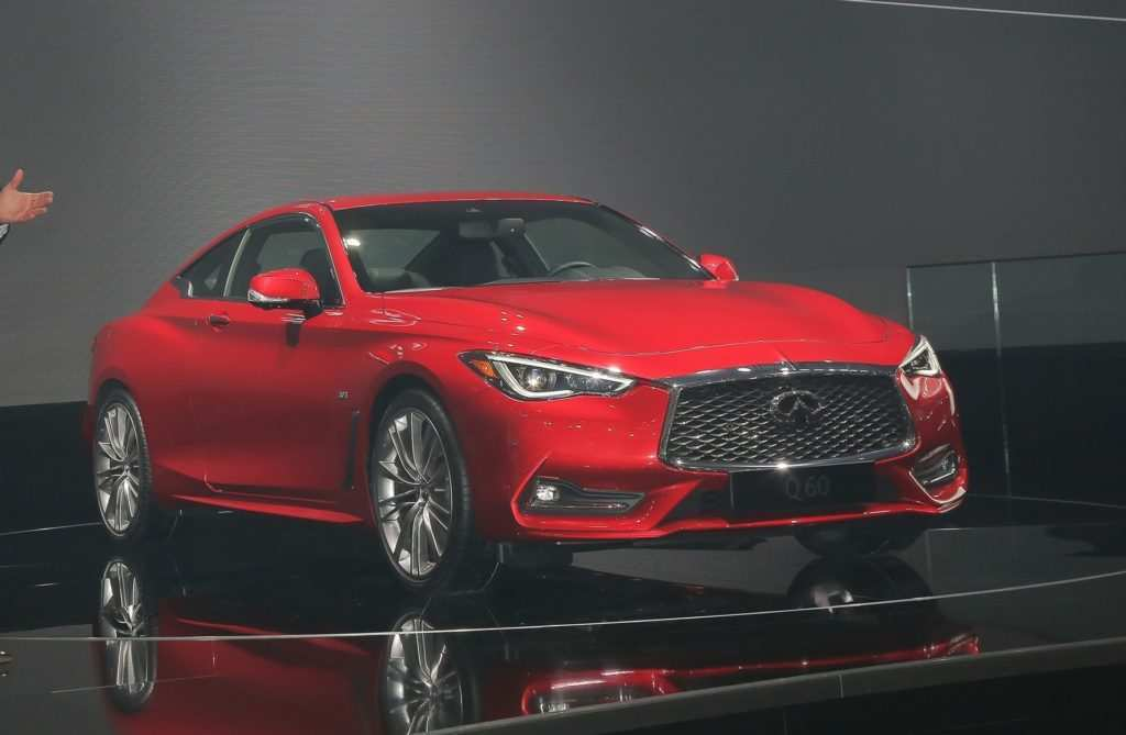 38 The 2020 Infiniti Q60 Coupe Convertible Prices