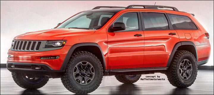 38 The 2020 Jeep Grand Cherokee Diesel Model