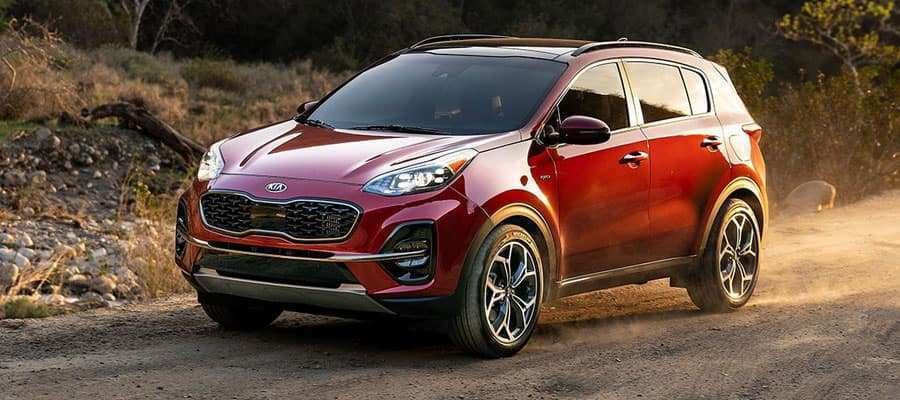 38 The 2020 Kia Sportage Review Redesign And Review
