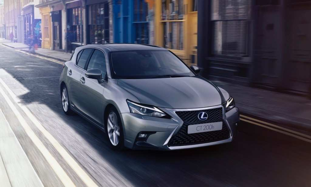 38 The 2020 Lexus CT 200h Ratings