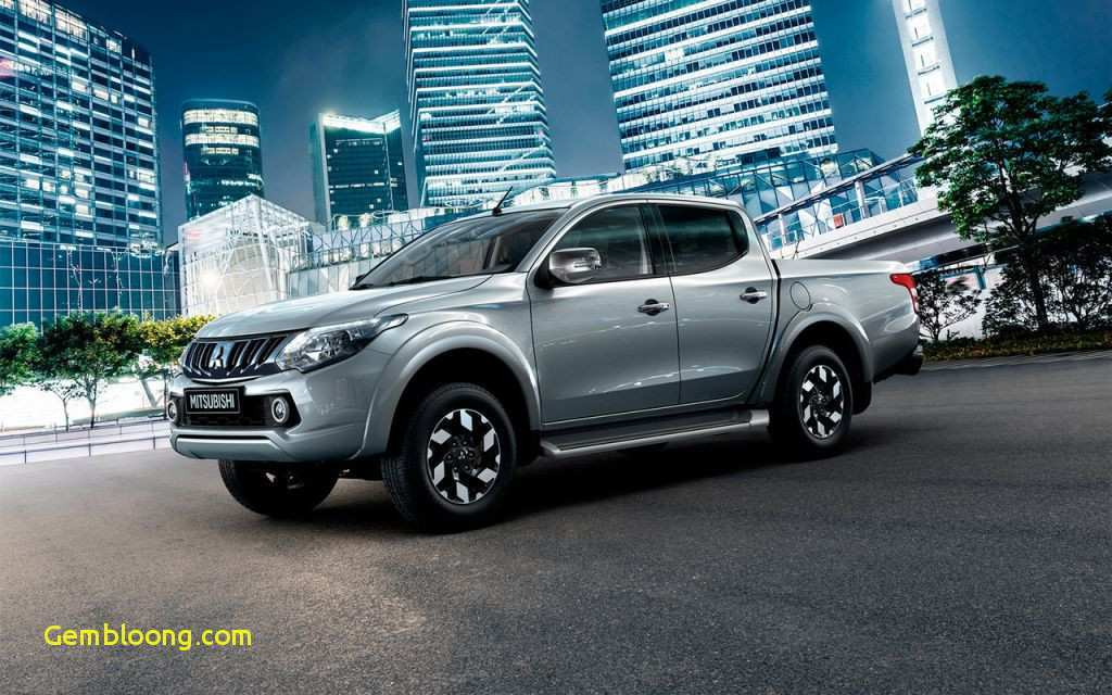 38 The 2020 Mitsubishi Triton Perfect Outdoor Specs And Review