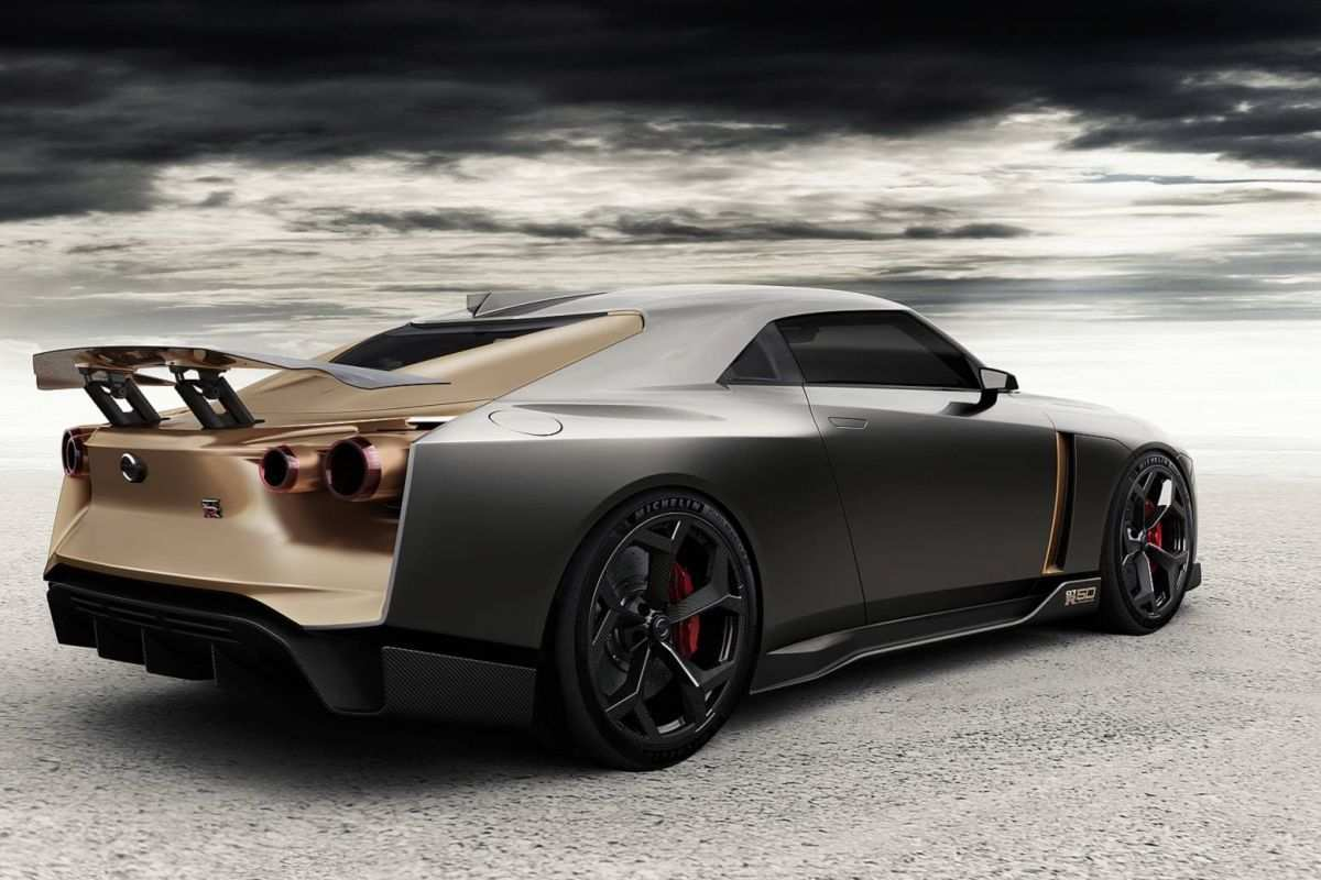 38 The 2020 Nissan GT R Price