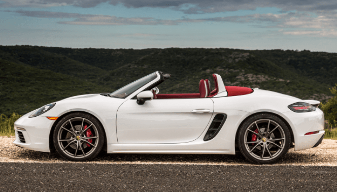 38 The 2020 Porsche Boxster Spyder New Model And Performance