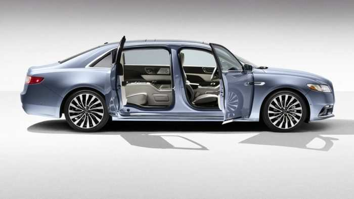 38 The 2020 The Lincoln Continental Pricing