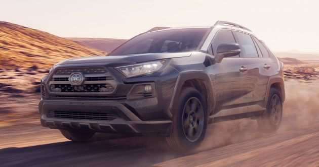 38 The 2020 Toyota RAV4 Wallpaper