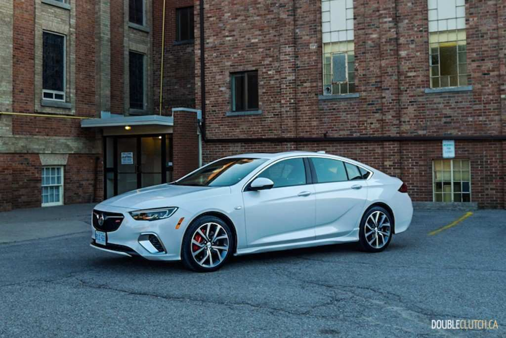 38 The Best 2019 Buick Regal Gs Coupe Performance And New Engine