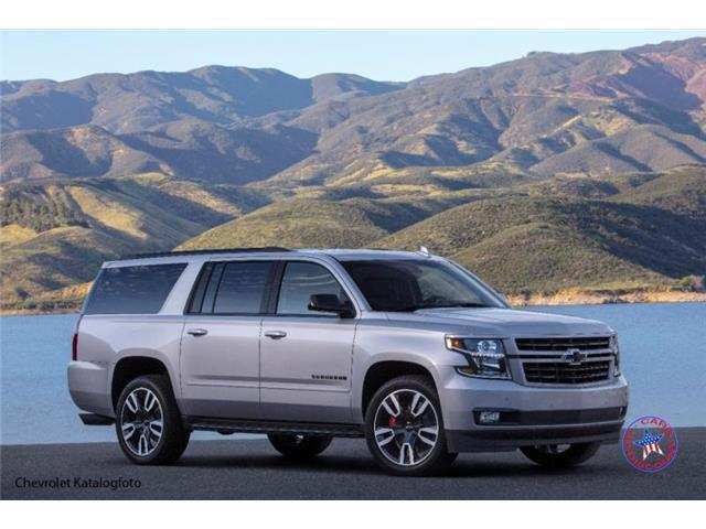 38 The Best 2019 Chevrolet Suburban Release Date And Concept