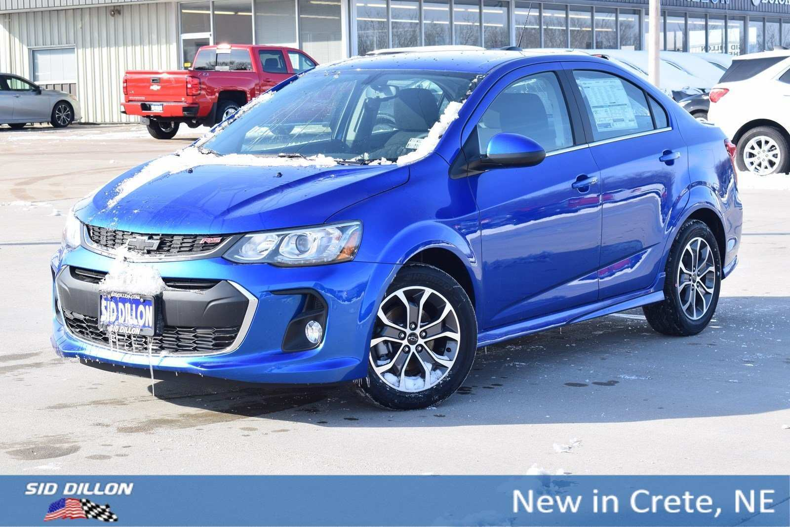 38 The Best 2019 Chevy Sonic Concept