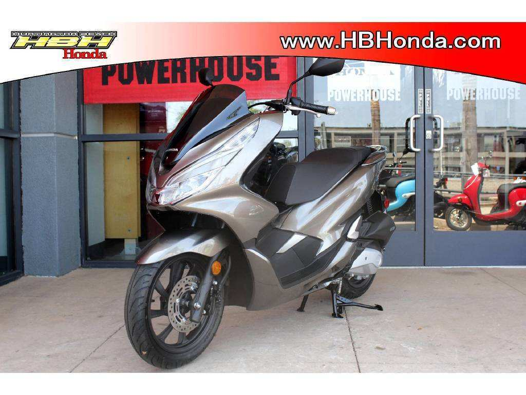 38 The Best 2019 Honda Pcx150 Pricing