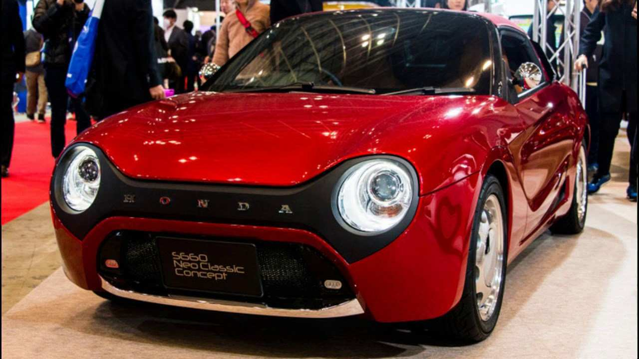 38 The Best 2019 Honda S660 Price Design And Review