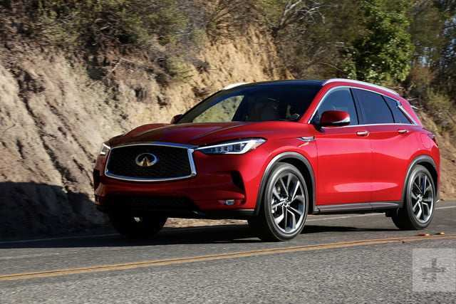 38 The Best 2019 Infiniti Qx50 First Drive Release