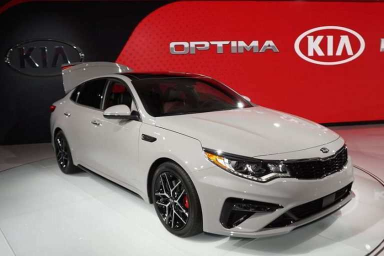 38 The Best 2019 Kia OptimaConcept Rumors