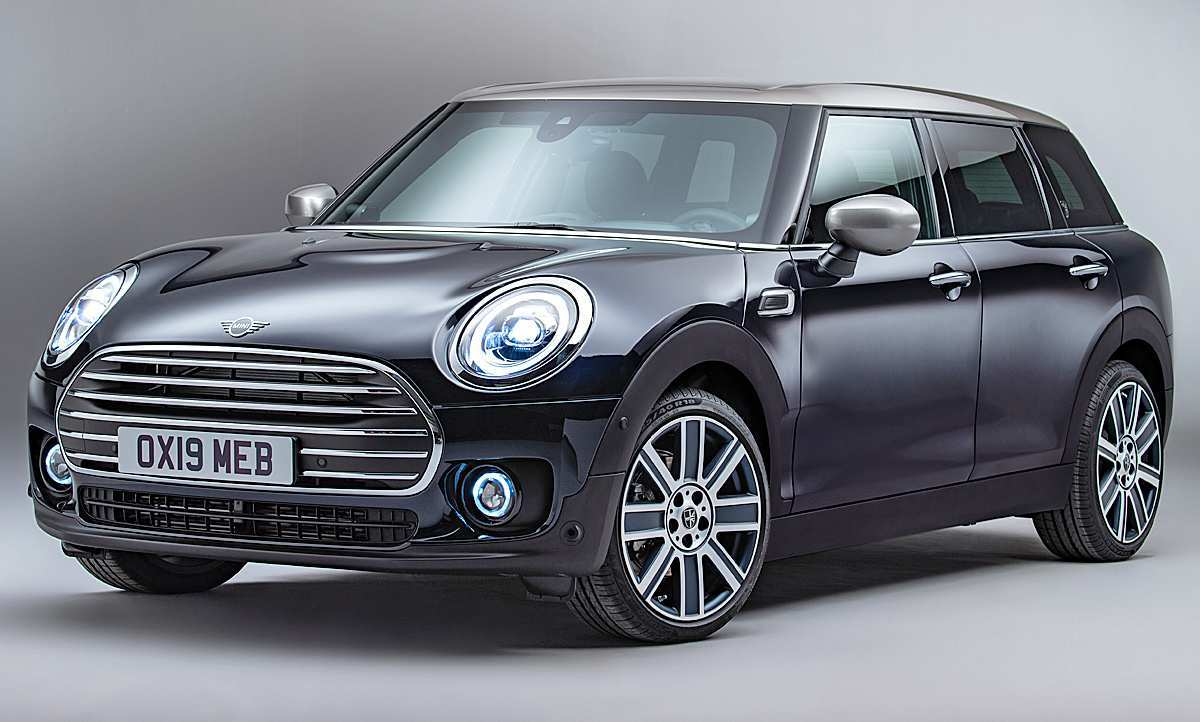 38 The Best 2019 Mini Cooper Clubman History