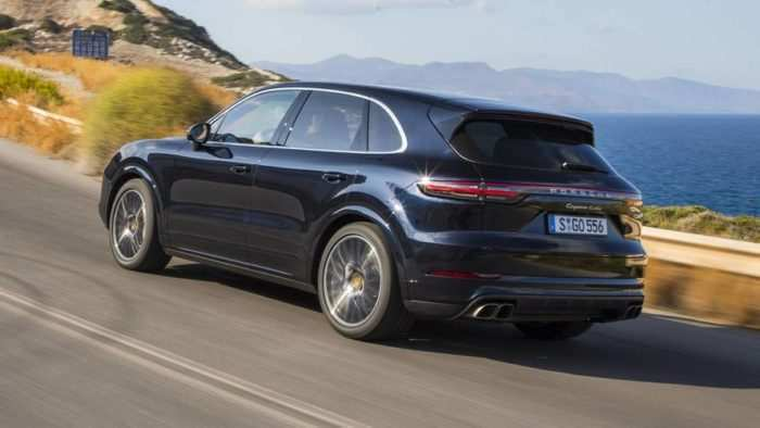 38 The Best 2019 Porsche Cayenne Turbo S New Review