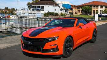 38 The Best 2019 The Camaro Ss Picture