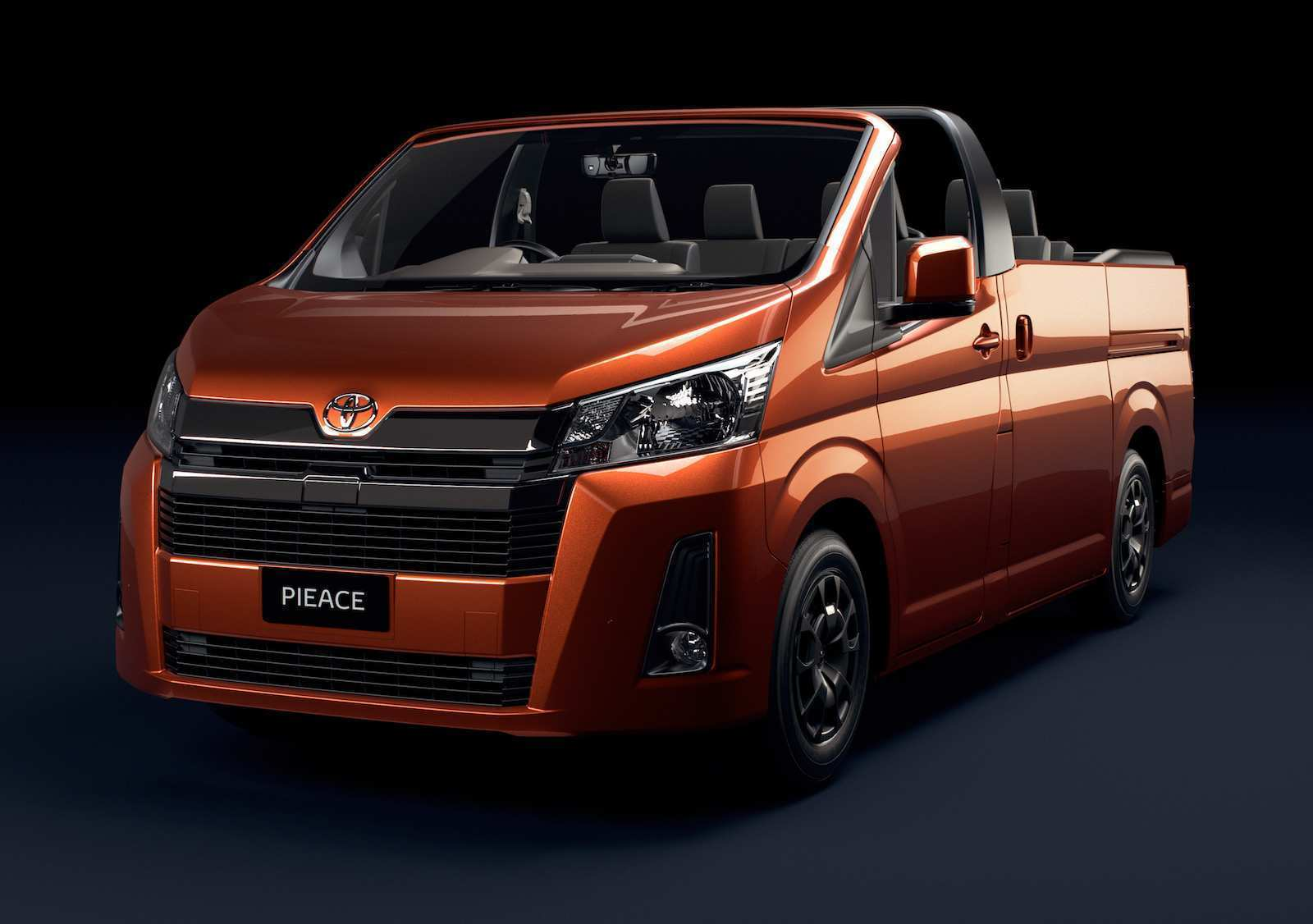 38 The Best 2019 Toyota Hiace Redesign