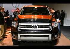 2019 Toyota Sequoia Redesign