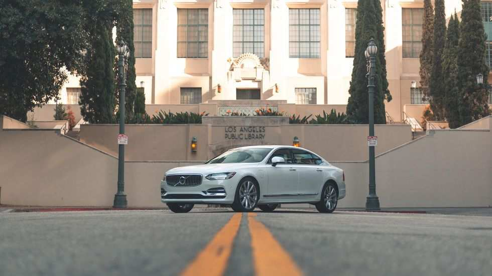 38 The Best 2019 Volvo S90 History
