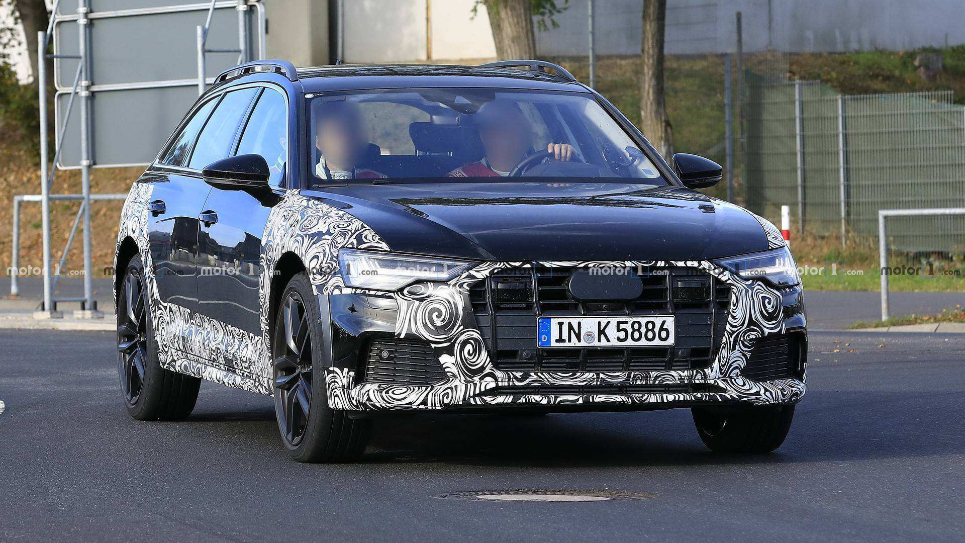 38 The Best 2020 Audi A6 Spesification