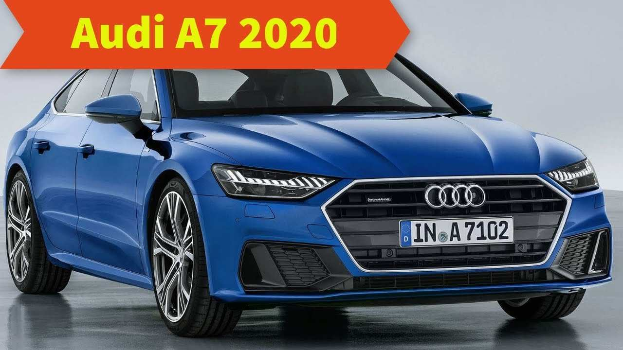 38 The Best 2020 Audi A7 First Drive
