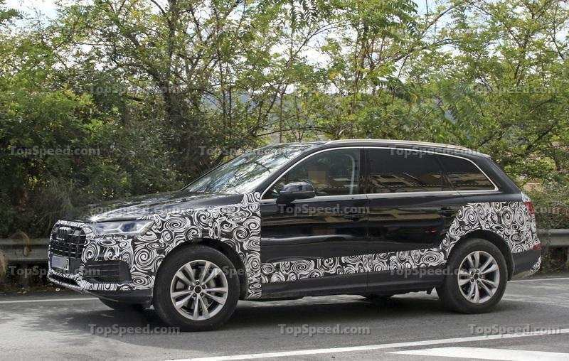 38 The Best 2020 Audi Q7 Review And Release Date